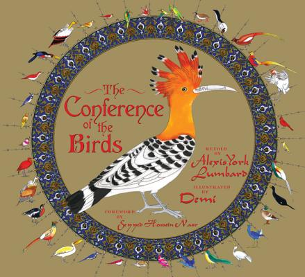 The Conference of the Birds Cover