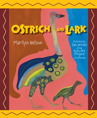 Ostrich and Lark Cover