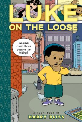 Luke on the Loose (Toon Books Set 2) Cover Image