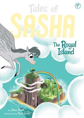 Tales of Sasha 7: The Royal Island Cover Image