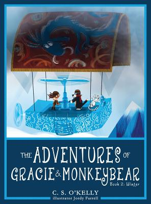 Cover for The Adventures of Gracie & MonkeyBear