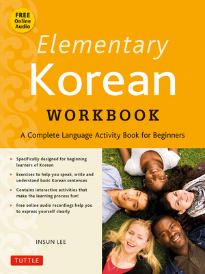 Elementary Korean Workbook: (Audio CD Included) Cover Image