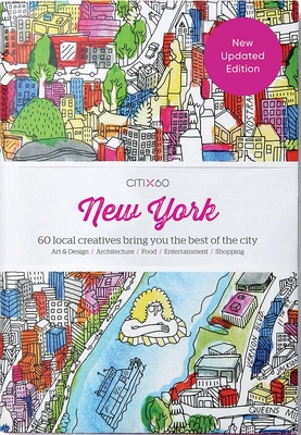 Citix60: New York City: New Edition Cover Image