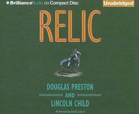 Relic (Pendergast #1) Cover Image