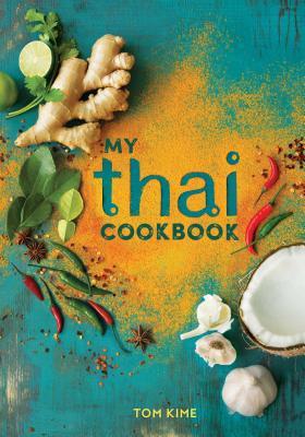 My Thai Cookbook Cover Image
