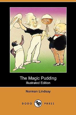 The Magic Pudding (Illustrated Edition) (Dodo Press) Cover Image