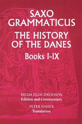 Saxo Grammaticus Cover