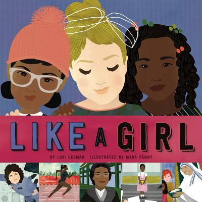 Like a Girl Cover Image