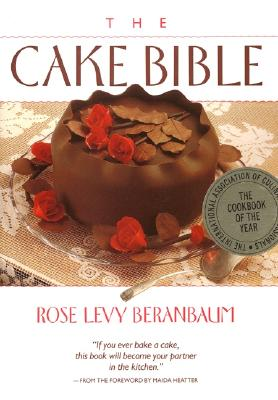 The Cake Bible Cover Image