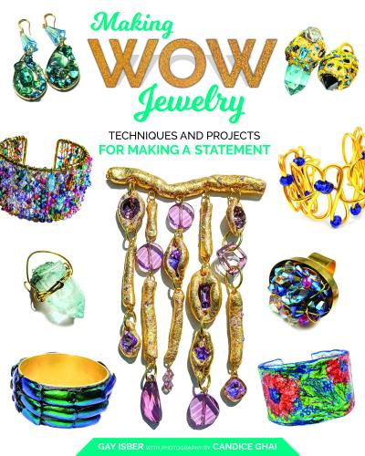 Cover for Making Wow Jewelry