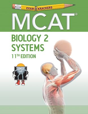 Examkrackers MCAT 11th Edition Biology 2 Cover Image