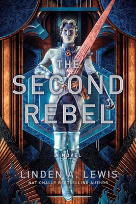 Cover for The Second Rebel (The First Sister trilogy #2)