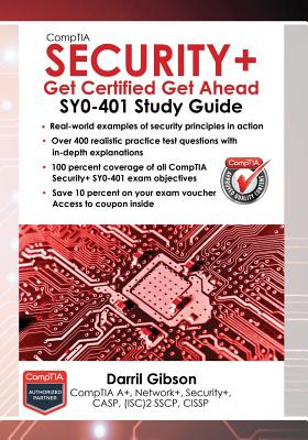 Comptia Security+: Get Certified Get Ahead Cover Image