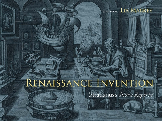 Renaissance Invention: Stradanus's Nova Reperta Cover Image