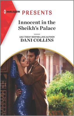 Innocent in the Sheikh's Palace Cover Image