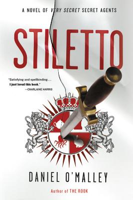 Stiletto: A Novel (The Rook Files #2) Cover Image