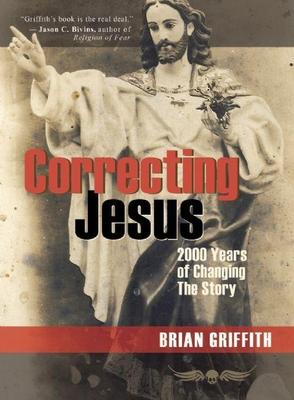 Correcting Jesus Cover