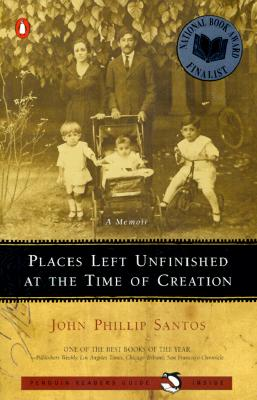 Places Left Unfinished at the Time of Creation Cover Image