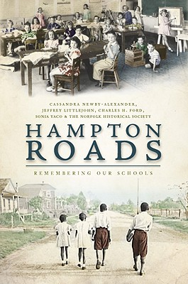 Hampton Roads: Remembering Our Schools (Vintage Images) Cover Image