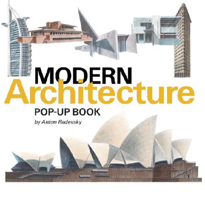 The Modern Architecture Pop-Up Book Cover Image