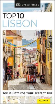 DK Eyewitness Top 10 Lisbon (Pocket Travel Guide) Cover Image