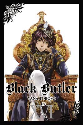 Black Butler, Vol. 16 Cover