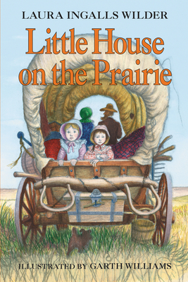 Little House on the Prairie Cover Image