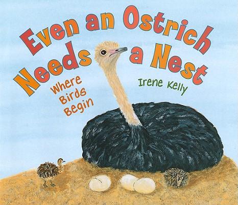 Even an Ostrich Needs a Nest Cover
