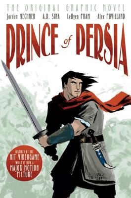 Cover for Prince of Persia