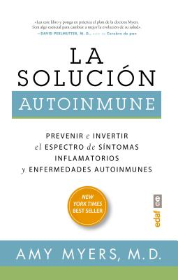La Solucion Autoinmune Cover Image
