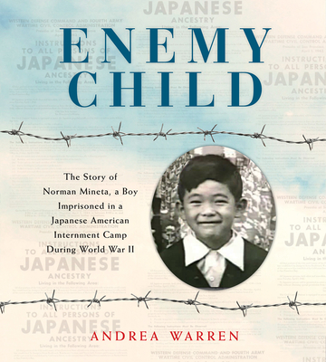 Cover for Enemy Child