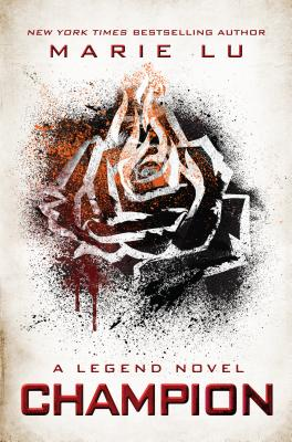 Cover for Champion (Legend Novel)