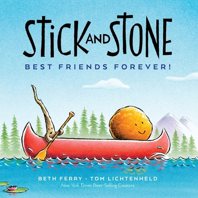 Stick and Stone: Best Friends Forever! Cover Image
