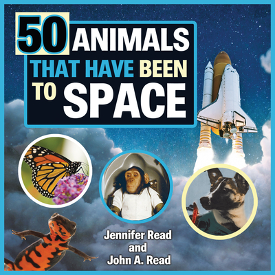 50 Animals That Have Been to Space Cover Image