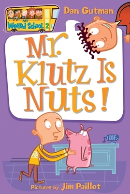 Mr. Klutz Is Nuts! Cover