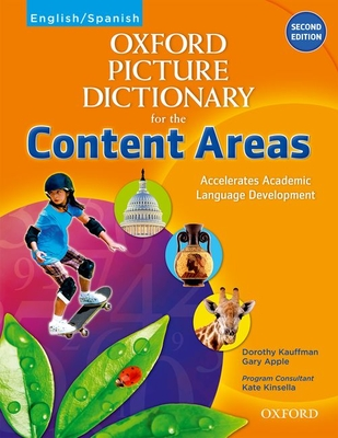 Oxford Picture Dictionary for the Content Areas (Oxford Picture Dictionary for the Content Areas 2e) Cover Image