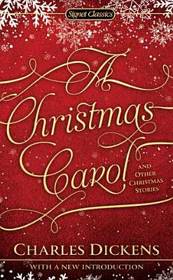 A Christmas Carol and Other Christmas Stories Cover Image