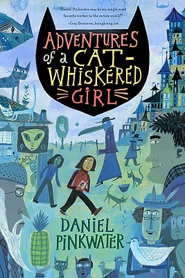 Cover for Adventures of a Cat-Whiskered Girl