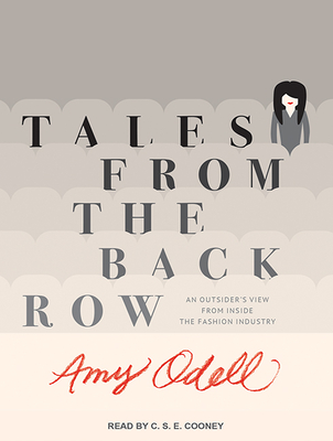 Cover for Tales from the Back Row