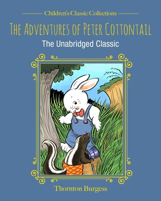 Cover for The Adventures of Peter Cottontail
