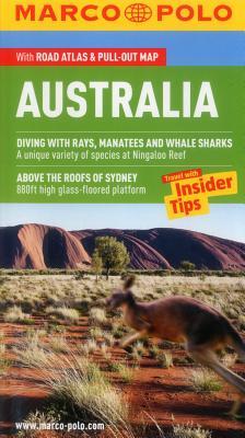 Australia Marco Polo Guide (Marco Polo Guides) Cover Image