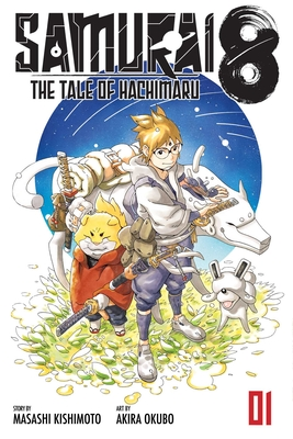Samurai 8: The Tale of Hachimaru, Vol. 1 Cover Image