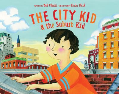 The City Kid & the Suburb Kid Cover