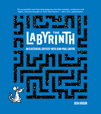 The Labyrinth: An Existential Odyssey with Jean-Paul Sartre Cover Image