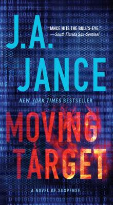Moving Target: A Novel of Suspense Cover Image