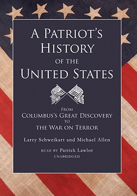 A Patriot's History of the United States Cover