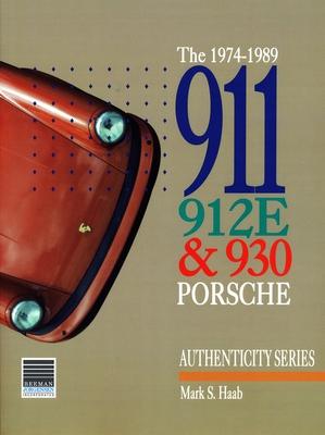 1974-1989 911, 912E and 930 Porsche Cover Image
