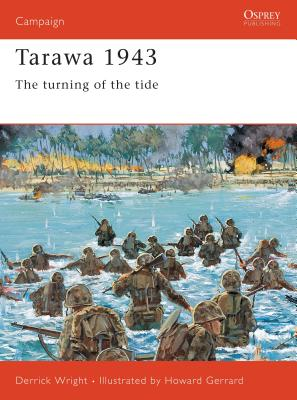 Tarawa 1943: The Turning of the Tide Cover Image