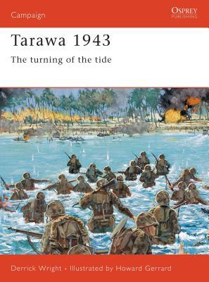 Tarawa 1943 Cover