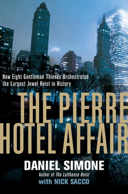 Cover for The Pierre Hotel Affair